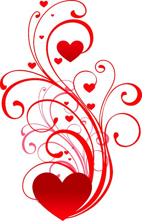 happy valentines all my friends
