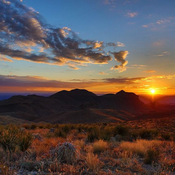 Big Bend #NationalPark in #Texas photo by Carol Hutchison