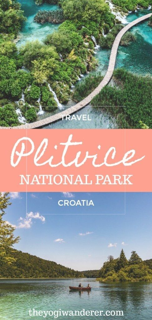 Zagreb To Plitvice Lakes Day Trip The Yogi Wanderer Europe Travel Plitvice Lakes Plitvice Lakes National Park