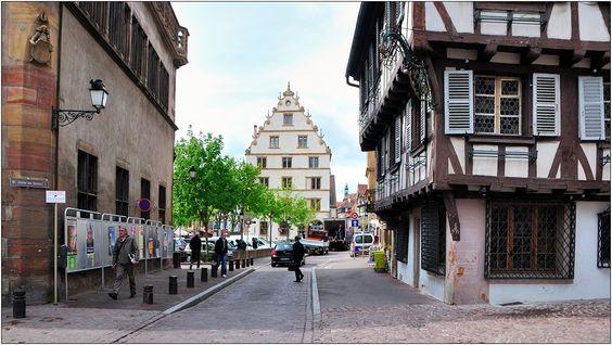 ... Colmar ...  ... Grand Rue ...