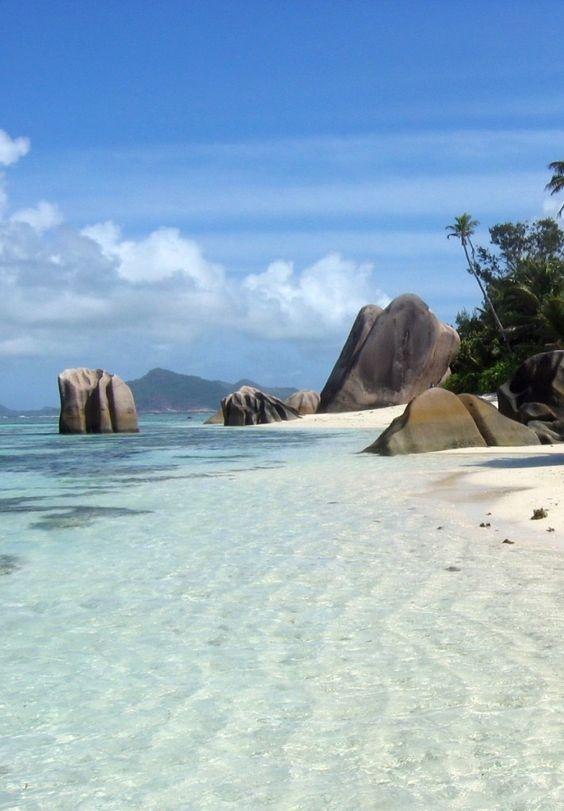 World's best beaches - Grande Anse Beach, La Digue Island, Seychelles: