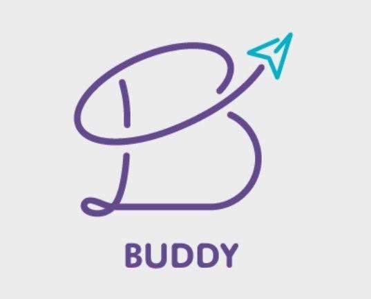 gfriend buddy official logo 30082019 ilustrasi karakter selebritas gfriend buddy official logo 30082019