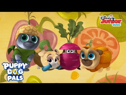 Hedgie Stakeout Pups Music Video Puppy Dog Pals Disney Junior Youtube Dogs And Puppies Disney Junior Cute Puppy Videos