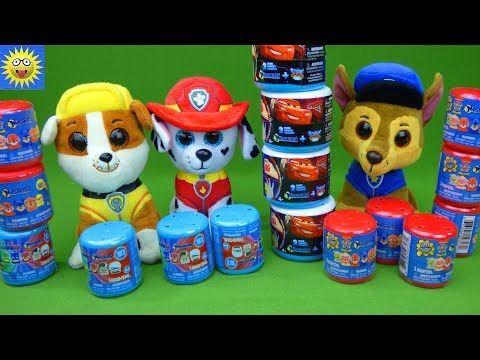 Disney Junior Mash/'ems Series 1 PJ Masks Mystery Pack Super Squishy lot of 3