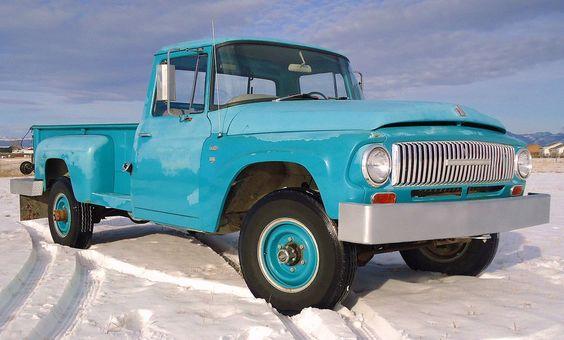 1965 International 1200 4X4