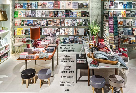 Beriestain concept store, Barcelona