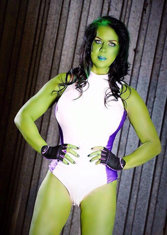 Chyna she hulk porno