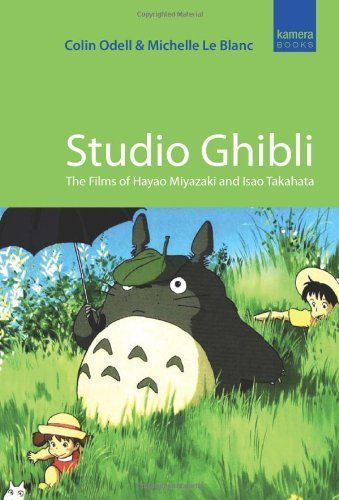 Studio Ghibli: The Films of Hayao Miyazaki and Isao Takahata by Colin Odell et al., http://www.amazon.co.uk/dp/1842432796/ref=cm_sw_r_pi_dp_2CCftb1BGHTBV