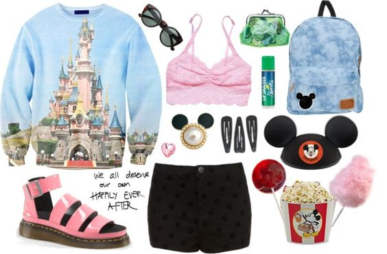 """The best place on earth."" by ayaaaxo ❤ liked on Polyvore"