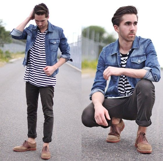 Denim jacket mens cheap – Modern fashion jacket photo blog