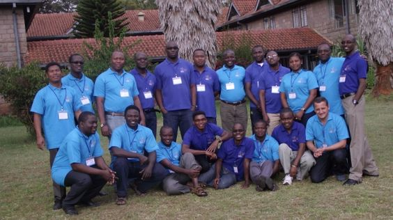 Nairobi - Marist Youth Ministry Africa And Madagascar Regional Meeting