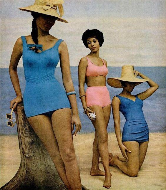 Vintage Black Photos - SIXTIES MODELS