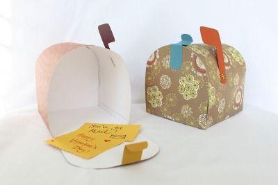 Special Delivery Valentine Mailbox | Valentines Crafts for Kids - Parenting.com