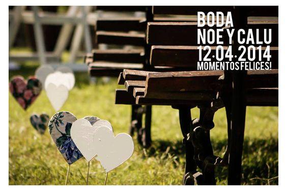 :: Boda Noe y Calu::