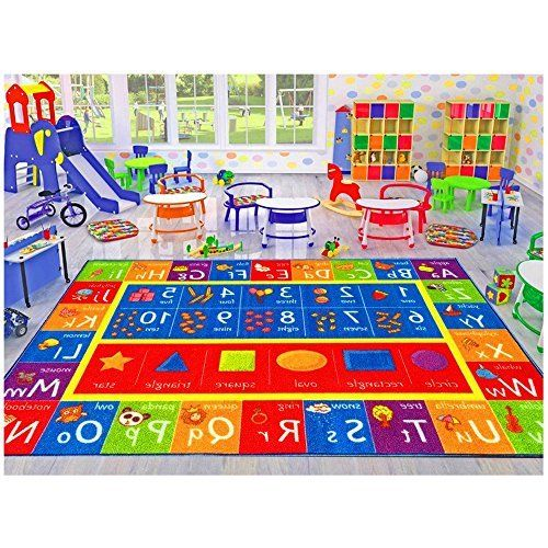 New Reversible Large Play Mat Baby Toddler Crawling Activity Safe Rug Toy Play