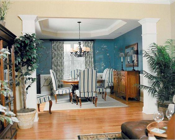 Architecture. Awesome Design Model Home Interior Photos: Cozy...