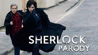 Sherlock Parody by The Hillywood Show® - YouTube.....i really love this parody they are so great