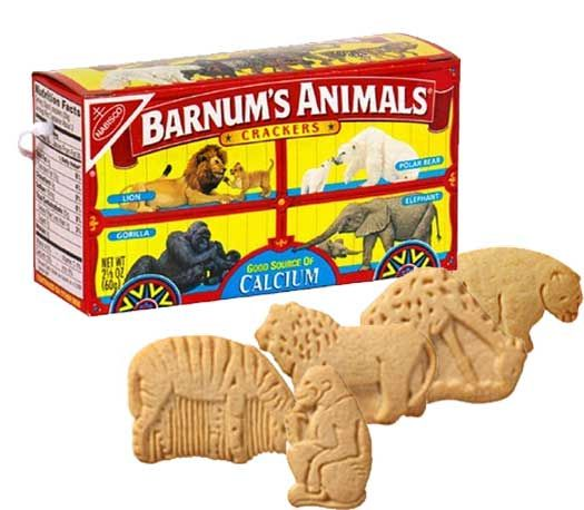CHRISTMAS TRIVIA!!!???   WHY IS THERE A STRING ON BOXES OF ANIMAL CRACKERS???  MANY MOONS AGO, THEY WERE HUNG ON CHRISTMAS TREES AS GIFTS