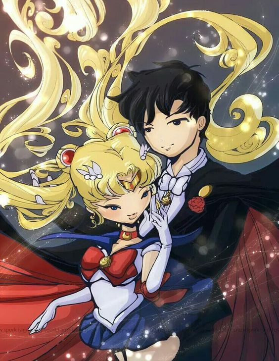 So happy and excited for Sailor Moon Crystal. I swear if July doesnt get here soon.. I will plotz.