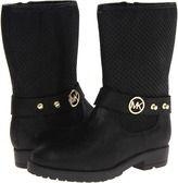MICHAEL Michael Kors Kids - Dahlia Net Shaft (Toddler/Little Kid/Big Kid) (Black) - Footwear