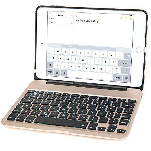 امازون عربي Amazon Arabic اشتريه ايباد ميني 4 حافظة لوحة مفاتيح Keyboard Case Bluetooth Keyboard Keyboard