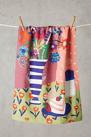 Adelina Tea Towel