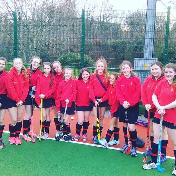 The High School Dublin -  Minor B's  Well done girls. Hard luck on final score against Muckross 1-0