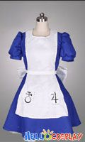 Alice Madness Returns Cosplay Alice Cosplay