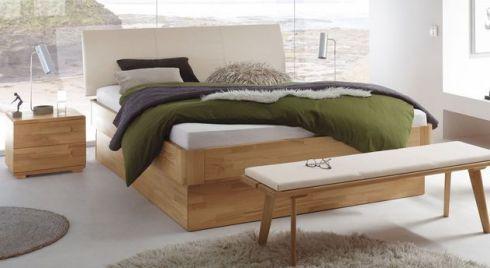 Bett Ballina Massivholzbett Bett Und Bett Mit Schubladen