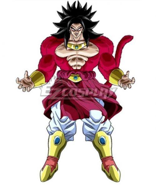 Super Dragon Ball Heroes Broly Cosplay Costume Boughtagain Dragon Ball Super Manga Anime Dragon Ball Super Dragon Ball Super Goku