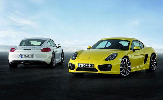 Veja as primeiras imagens do novo Porsche Cayman