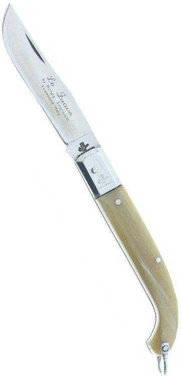 Fraraccio coltello zuavo manico corno cm. 21 cod. 0408/470-21 http://www.decariashop.it/fraraccio/6610-fraraccio-coltello-zuavo-manico-corno-cm-21-cod-0408-470-21.html
