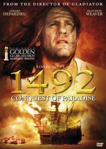 1492: Conquest of Paradise (1992) Gérard Depardieu, Armand Assante DVD DVD ~ Gérard Depardieu, http://www.amazon.com/dp/B004RDXOUY/ref=cm_sw_r_pi_dp_x3GYpb1NAQSR6