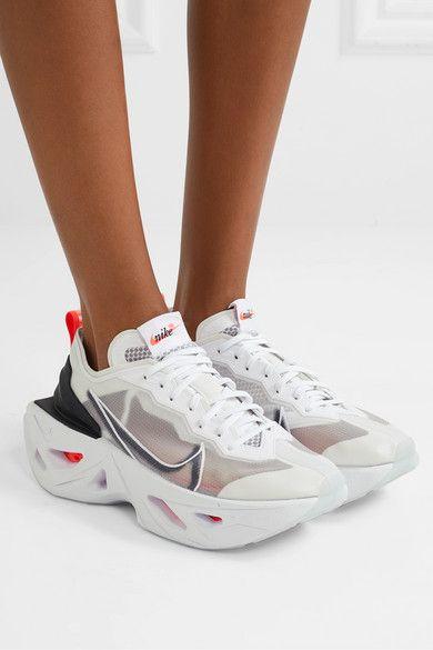 vendedor Capilla Endurecer  White ZoomX Vista Grind mesh sneakers | Nike | Sneakers, Nike, Sneakers  white