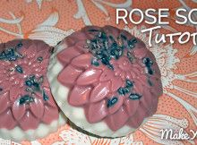 Rose Soap Tutorial