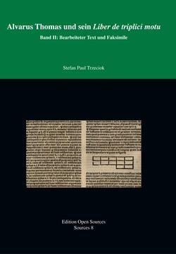 EOS   Alvarus Thomas und sein Liber de triplici motu