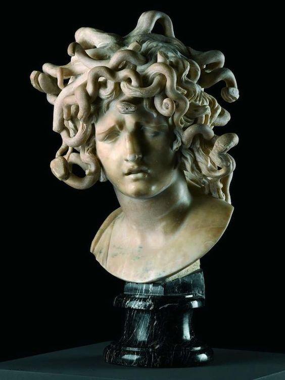 Medusa Bernini 1638/1648