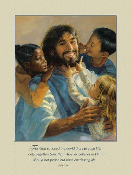 Jesus Poster: