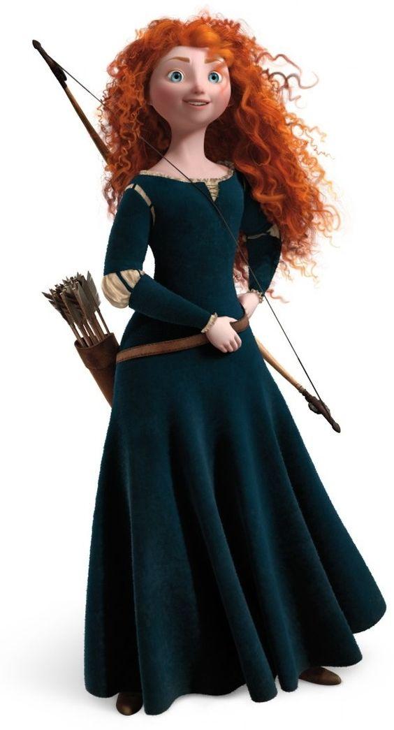 DIY Merida Costume (Adult)   Hair & Makeup Tutorials