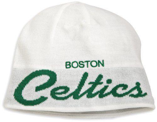 NBA Anniversary Draft Knit Hat - Kf11Z, Boston Celtics, One Size , Boston Celtics , White adidas. $17.53. Save 12% Off!