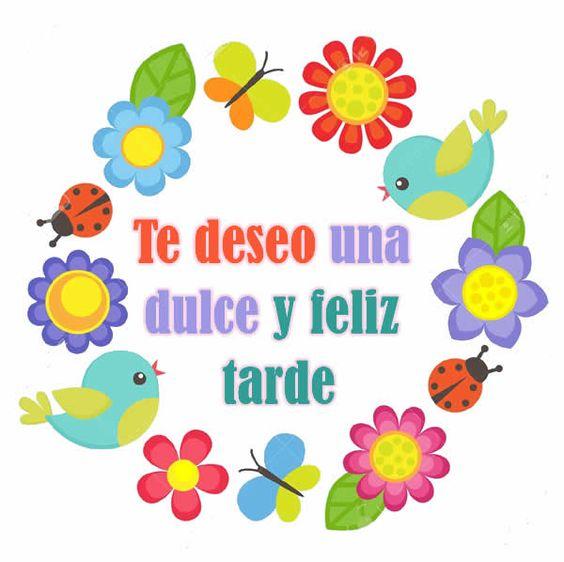 Te deseo buen dia