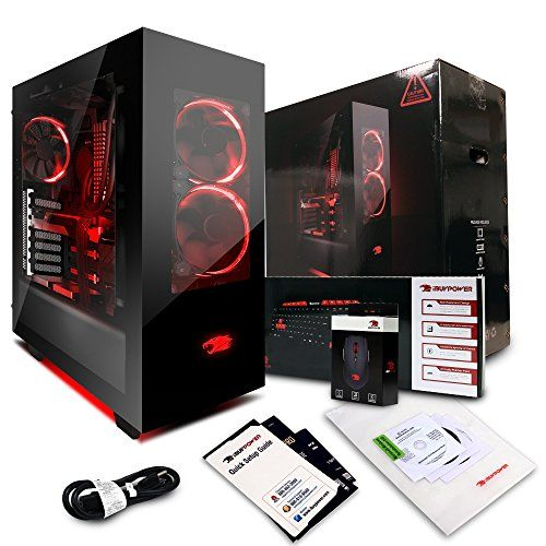 Best Price Ibuypower Gaming Computer Desktop Pc Am1010x Intel I7