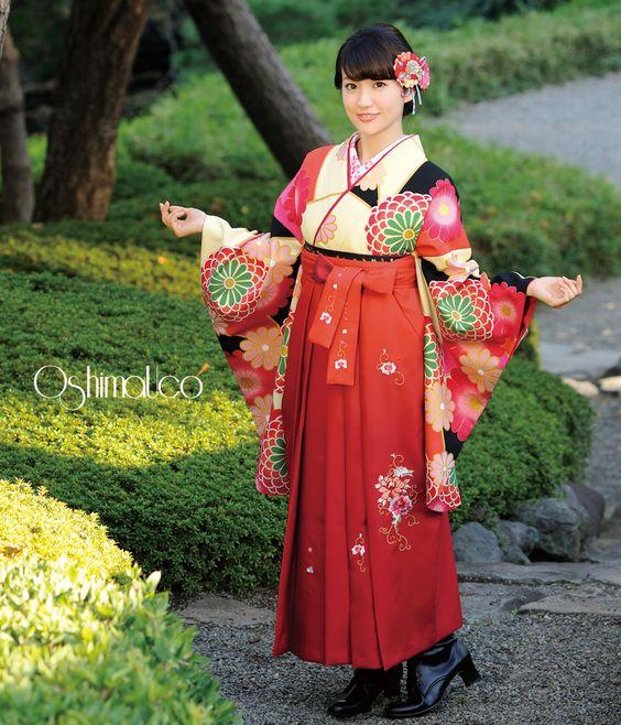 袴姿の大島優子