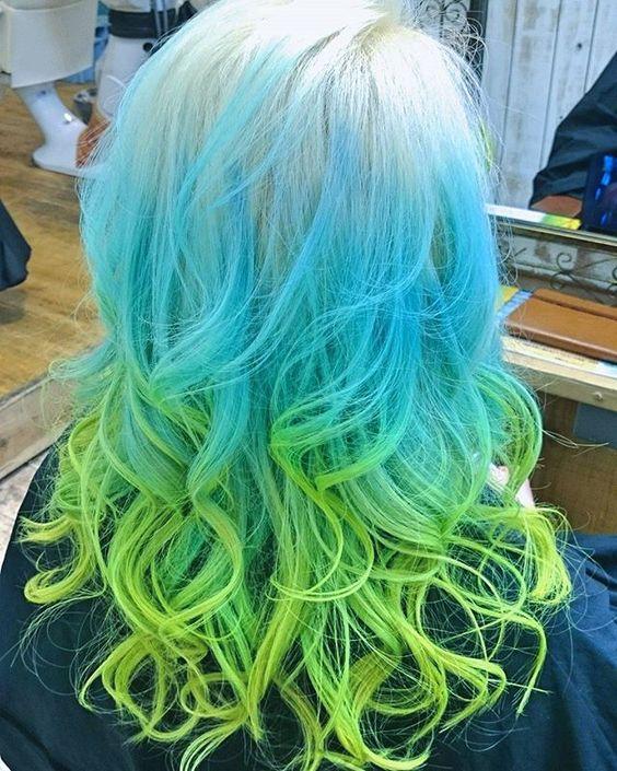 blue hair lau @blue_hair_lau ホワイトにあきて...Instagram photo | Websta (Webstagram)