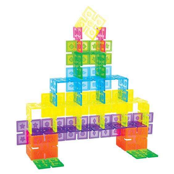 Guidecraft - 96-Piece Interlox Set