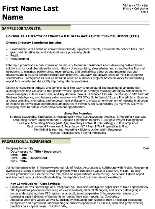 Top Finance Resume Templates Samples Finance Finance Career Resume Templates