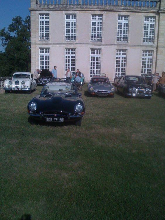Amicale Jaguar, Bordeaux, Sept. 2009