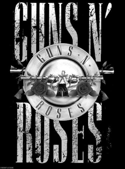 GUNS N'ROSES umas das melhores bandas de ROCK ..