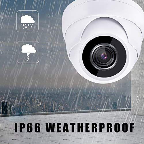 2.4MP Sony CCTV Bullet /& Dome Camera Lens HD 1080P Indoor Outdoor Night Vision