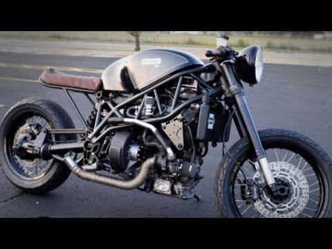 Inventan una moto que funciona con tocino   http://caracteres.mx/inventan-una-moto-que-funciona-con-tocino/